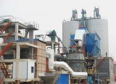 矿渣立磨生产线的三大核心部位