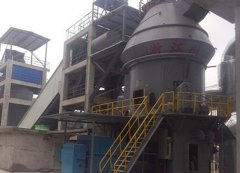 立磨机助各大工业节能降耗发展