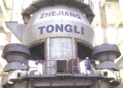 矿渣立磨机在微粉磨效率上具有优势