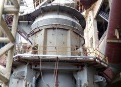立磨机加工白云石耗能低质量高