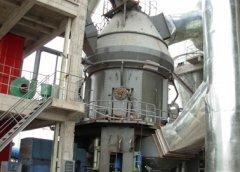 非金属矿渣加工设备优选立磨机