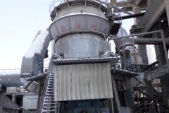 矿渣立磨运行需注意物料的粒度