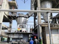 安徽客户时产20吨煤粉生产线建成