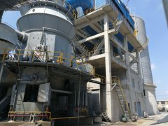 上海矿渣立磨厂家哪家好?就选同力重机
